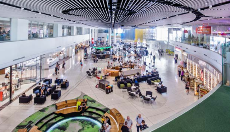 Airport smart city australia gensler
