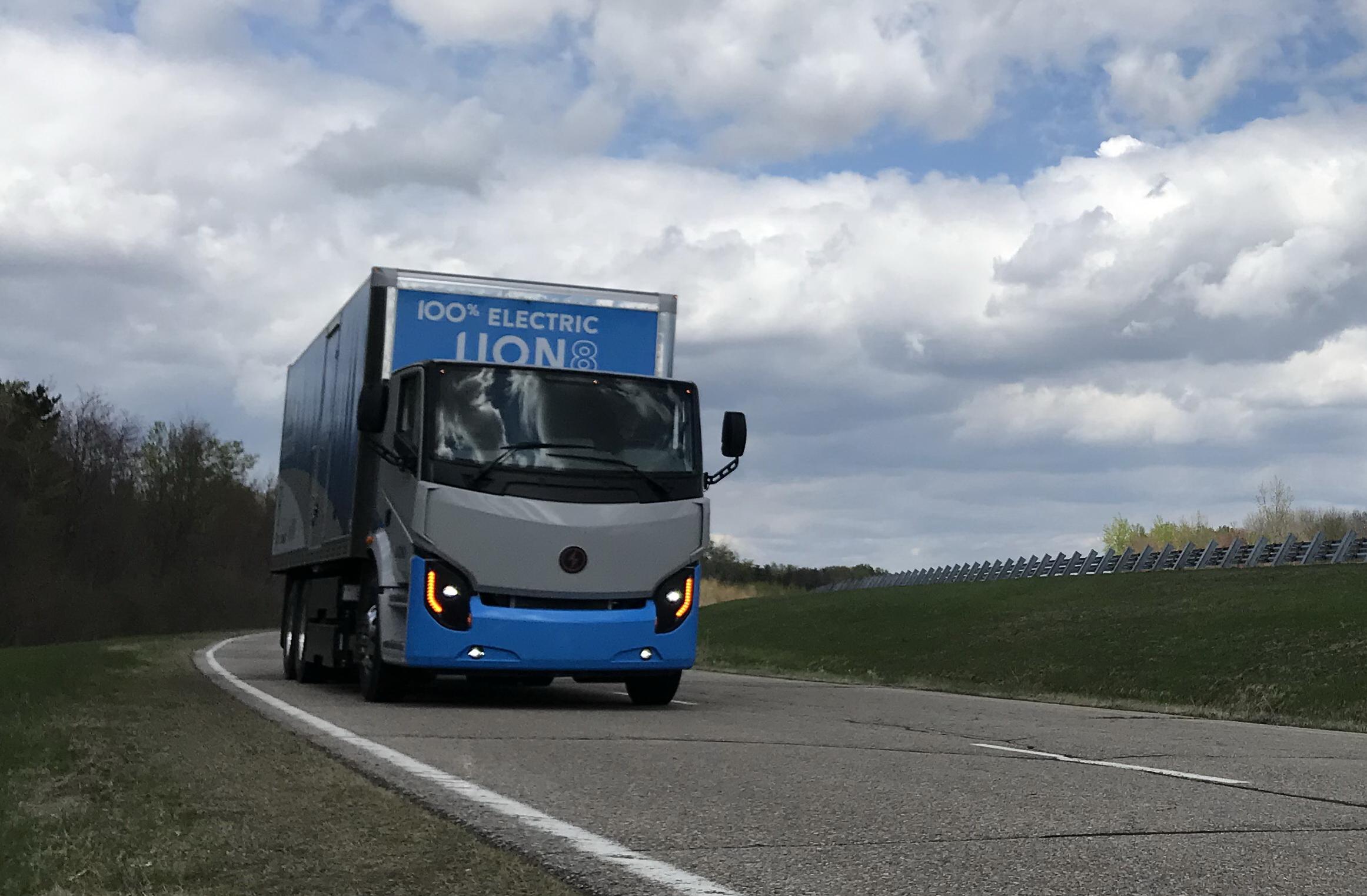 Electric trucks are the 'inevitable future,' fleets say