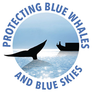Blue Whales and Blue Skies Program